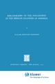 Bibliography of the Philosophy in the Iberian Colonies of America - Walter Bernard Redmond