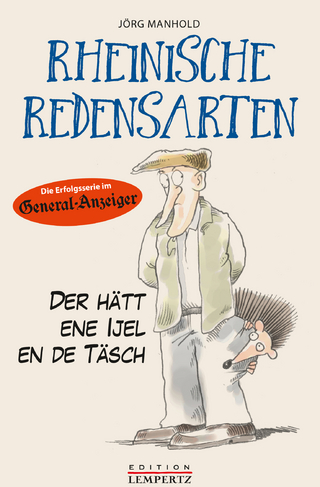 Rheinische Redensarten - Jörg Manhold