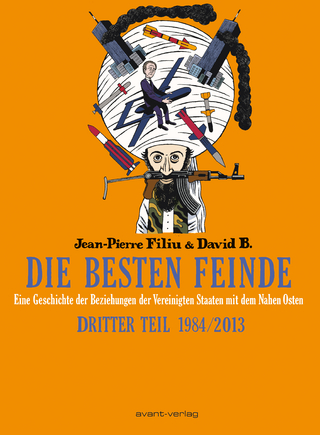 Die besten Feinde - David B.; Jean-Pierre Filiu
