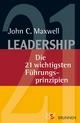 Leadership - John C. Maxwell