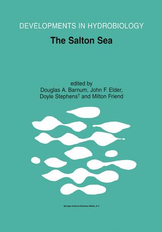 The Salton Sea - Douglas A. Barnum; John F. Elder; Doyle Stephens; Milton Friend