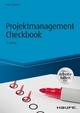 Projektmanagement Checkbook - inkl. Arbeitshilfen online - René Sutorius