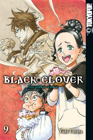 Black Clover 09 - Yuki Tabata