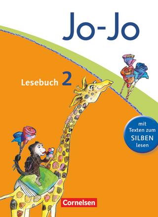 Jo-Jo Lesebuch - Allgemeine Ausgabe 2011 - 2. Schuljahr - Katja Eder; Silke Fokken; Andrea Hattendorf; Martin Wörner