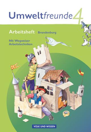 Umweltfreunde - Brandenburg - Ausgabe 2009 - 4. Schuljahr - Silvia Ehrich; Inge Koch; Christine Köller; Rolf Leimbach; Gerhild Schenk; Inge Koch