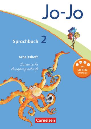Jo-Jo Sprachbuch - Allgemeine Ausgabe 2011 - 2. Schuljahr - Frido Brunold; Sandra Meeh; Henriette Naumann-Harms; Rita Stanzel