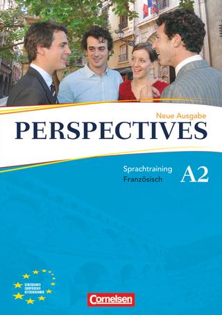 Perspectives - Französisch für Erwachsene - Ausgabe 2009 - A2 - Gabrielle Robein; Pierre Sommet