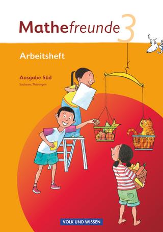 Mathefreunde - Ausgabe Süd 2010 (Sachsen, Thüringen) - 3. Schuljahr - Jana Elsner; Kathrin Fiedler; Ursula Kluge; Isabel Miedtke; Edmund Wallis; Edmund Wallis