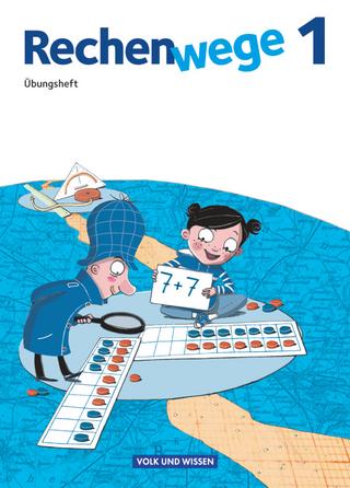 Rechenwege - Nord/Süd - Aktuelle Ausgabe - 1. Schuljahr - Mandy Fuchs; Friedhelm Käpnick; Friedhelm Käpnick