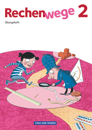 Rechenwege - Nord/Süd - Aktuelle Ausgabe - 2. Schuljahr - Mandy Fuchs; Friedhelm Käpnick; Elke Mirwald; Friedhelm Käpnick