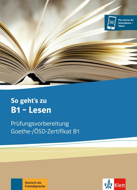 So Gehts Zu B1 Lesen Isbn 978 3 12 675587 0 Buch Online