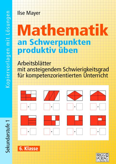 Mathematik an Schwerpunkten produktiv üben - 6. Klasse von Ilse ...