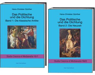Das Politische und die Dichtung - Paolo Fedel; Hans-Christian Günther