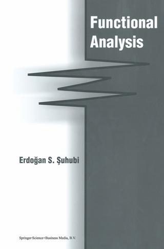 Functional Analysis - E. Suhubi
