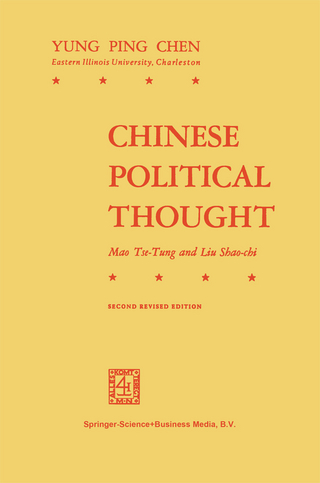 Chinese Political Thought - Y.P. Chen