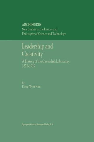 Leadership and Creativity - Dong-Won Kim