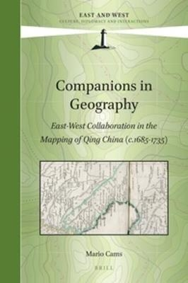 Companions in Geography - Mario Cams