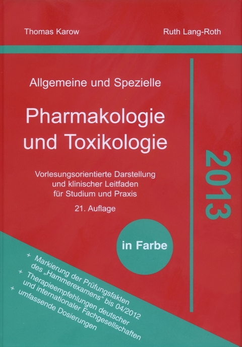 KAROW LANG PHARMAKOLOGIE DOWNLOAD
