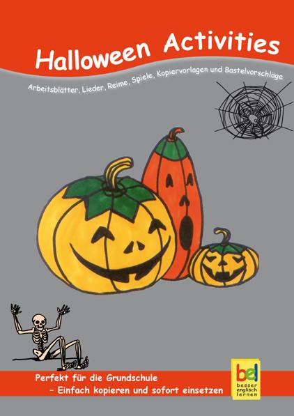 Halloween Activities von Beate Baylie   ISBN 978-3-938267-10-3 ...