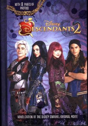 Descendants 2 Junior Novel von Eric Geron | ISBN 978-1