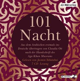 101 Nacht - Jasmin Tabatabai; Thomas Loibl; Claudia Ott; Nico Holonics; Laura Maire