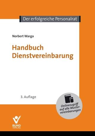 Handbuch Dienstvereinbarung - Norbert Warga