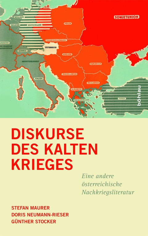 Maurer, Stefan; Neumann-Rieser, Doris; Stocker, Günther: Diskurse des Kalten Krieges