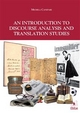 An Introduction to Discourse Analysis and Translation Studies - Michela Canepari