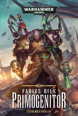 Warhammer 40.000 - Primogenitor - Josh Reynolds