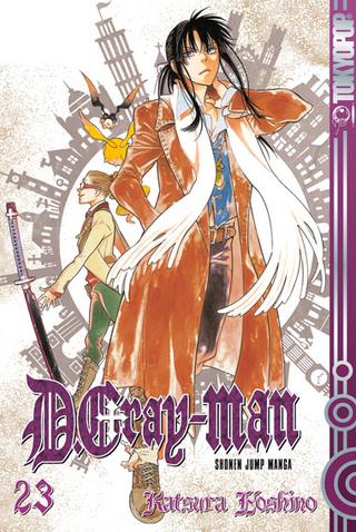 D.Gray-Man 23 - Katsura Hoshino