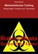 Minimalistisches Training - Anonymus