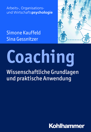 Coaching - Simone Kauffeld; Sina Gessnitzer