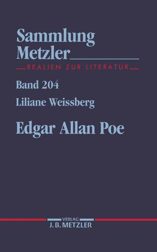 Edgar Allan Poe - Liliane Weissberg
