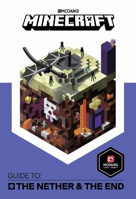 Minecraft Guide To The Nether And The End Von Mojang AB ISBN - Minecraft computerspiele