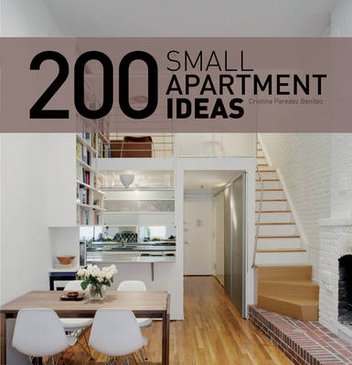 200 Small Apartment Ideas Von Cristina Peredes Benitez Isbn 978 1