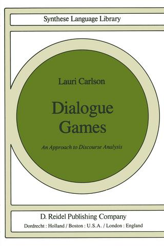 Dialogue Games - L. Carlson