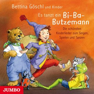Es tanzt ein Bi-Ba-Butzemann - Bettina Göschl