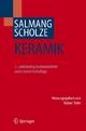 Keramik - Rainer Telle; Hermann Salmang; Horst Scholze