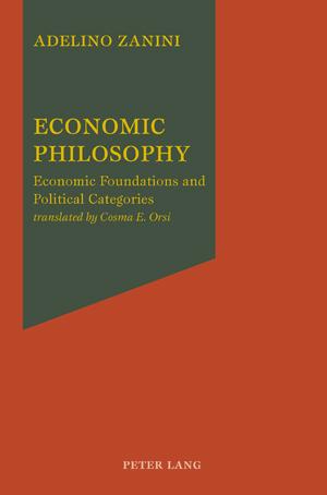 Economic Philosophy - Adelino Zanini
