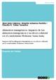Alimentos transgénicos. Impacto de los alimentos transgénicos y su efecto colateral en el condominio Flohouse Santa Anita - Jhon Soto Cabrera; Brigitte Ucharico Portillo; Claudia A. Yañez Tarazona