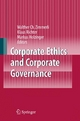 Corporate Ethics and Corporate Governance - Walther Ch Zimmerli;  Walther C. Zimmerli;  Klaus Richter;  Markus Holzinger;  Klaus Richter;  Markus Holzinger