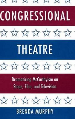 Congressional Theatre - Brenda Murphy