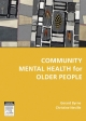Community Mentl Hlth for Old Peo E-Book