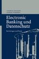 Electronic Banking und Datenschutz - Thomas Kahler;  Stefan Werner