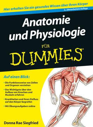 Anatomie und Physiologie für Dummies von Maggie Norris | ISBN 978-3 ...