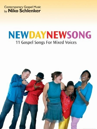 New Day - New Song (Partitur) - Niko Schlenker