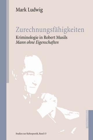 Zurechnungsfähigkeiten - Mark Ludwig