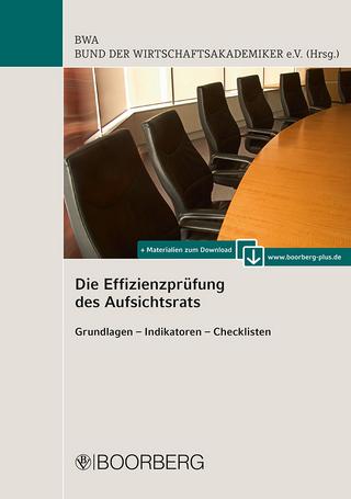 Die Effizienzprüfung des Aufsichtsrats