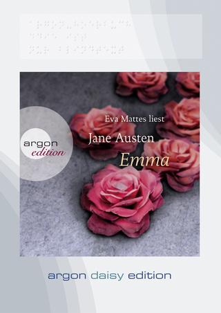 Emma (DAISY Edition) - Jane Austen; Eva Mattes