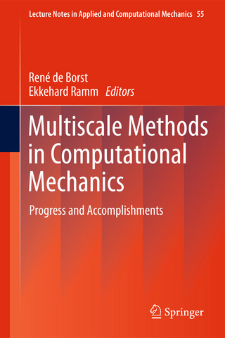 Multiscale Methods in Computational Mechanics - Rene de Borst; Ekkehard Ramm